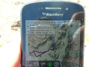 GPS proof and details