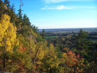 Photo of Southeast view of Ottawa Valley from the hills