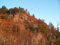 Photo of Cliffs near Luskville Falls